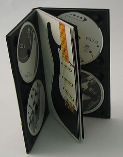 Eric Clapton Crossroads 2 Live In The 70s Uk Box Set 64047