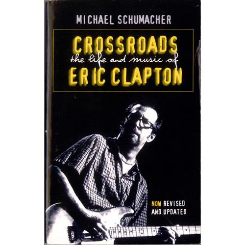 Eric Clapton Crossroads book UK CLPBKCR523189