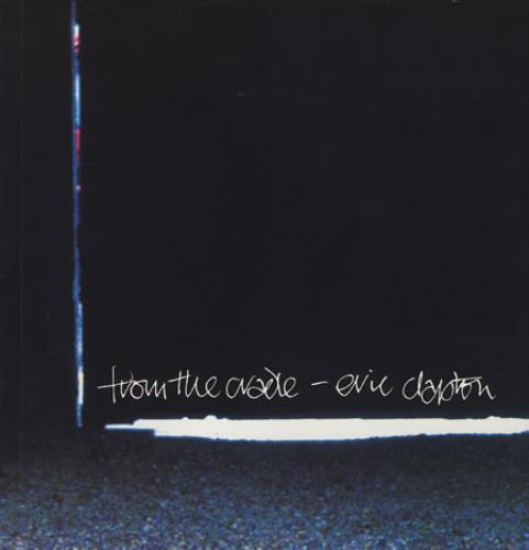 Eric Clapton From The Cradle vinyl LP album (LP record) German CLPLPFR362540