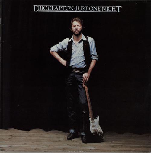 Eric Clapton Just One Night 2-LP vinyl record set (Double Album) Australian CLP2LJU575912