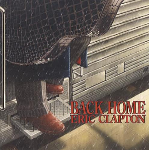 Eric Clapton Love Comes To Everyone CD-R acetate US CLPCRLO337396
