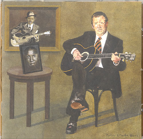 Eric Clapton Me And Mr Johnson CD album (CDLP) UK CLPCDME278912