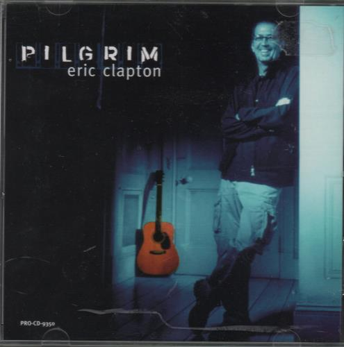 "Eric Clapton Pilgrim - Picture Sleeve CD single (CD5 / 5"") US CLPC5PI117471"