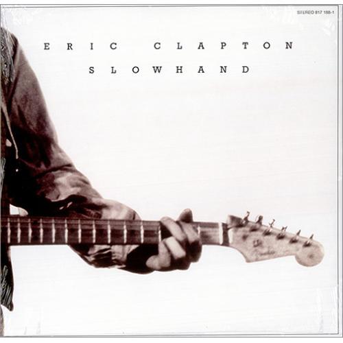 Eric Clapton Slowhand European Vinyl Lp Album Lp Record