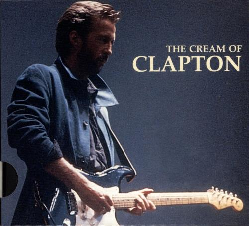 Eric Clapton The Cream Of CD album (CDLP) Dutch CLPCDTH704548