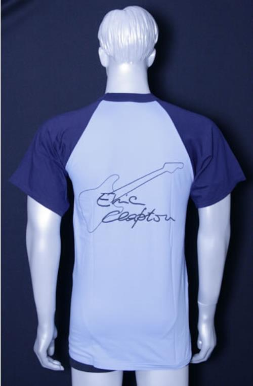 Eric Clapton Tour T-Shirt - Ladies Extra Large t-shirt UK CLPTSTO530057