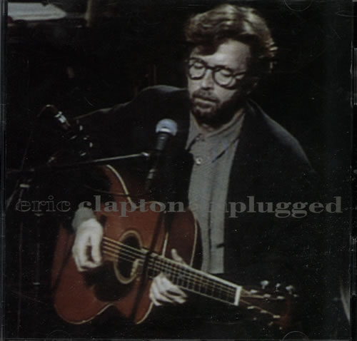 Eric Clapton Unplugged CD album (CDLP) German CLPCDUN579128