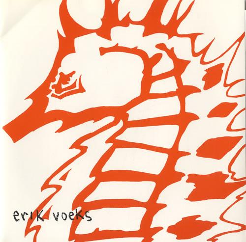 "Erik Voeks Desire Me And Die 7"" vinyl single (7 inch record) US ET607DE526157"