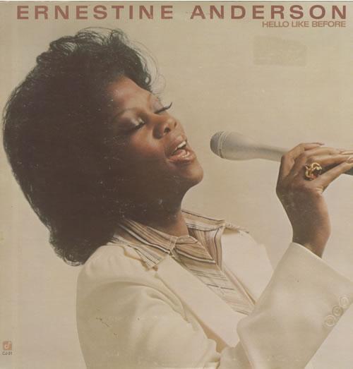 Ernestine Anderson Hello Like Before vinyl LP album (LP record) US 4EALPHE561146