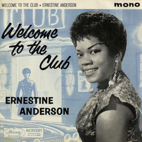 Resultado de imagen para Ernestine Anderson