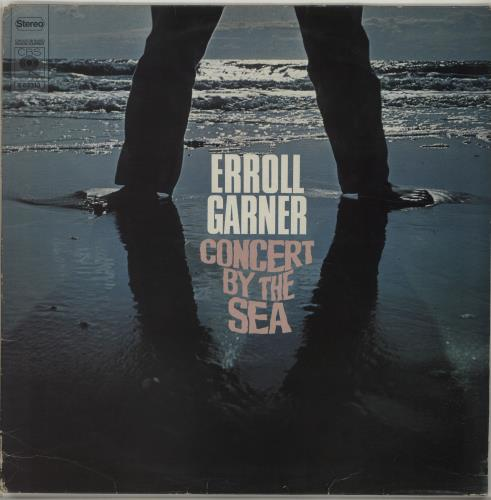Erroll Garner Concert By The Sea vinyl LP album (LP record) Dutch EA7LPCO675618
