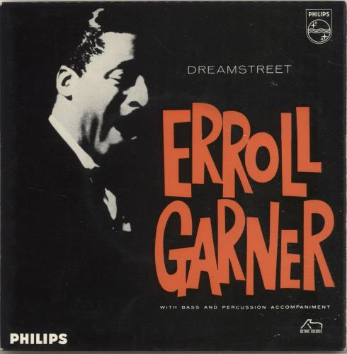 "Erroll Garner Dreamstreet 7"" vinyl single (7 inch record) UK EA707DR695389"