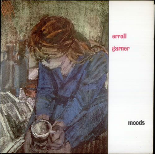 Erroll Garner Moods vinyl LP album (LP record) UK EA7LPMO533150