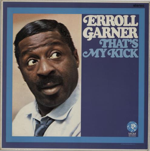 Erroll Garner That's My Kick vinyl LP album (LP record) UK EA7LPTH750012