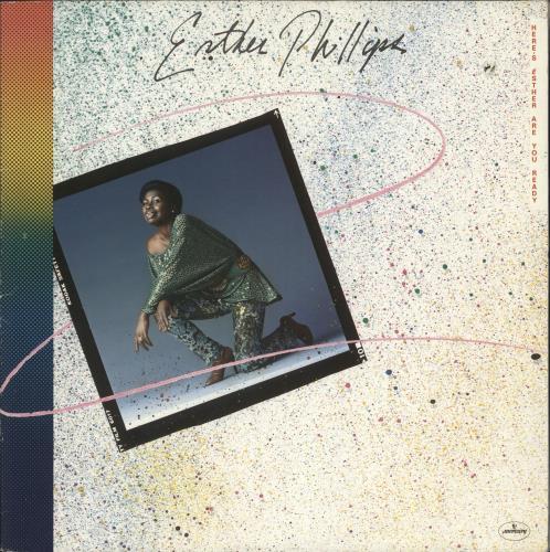 Esther Phillips Here's Esther... Are You Ready vinyl LP album (LP record) Dutch EPILPHE748374