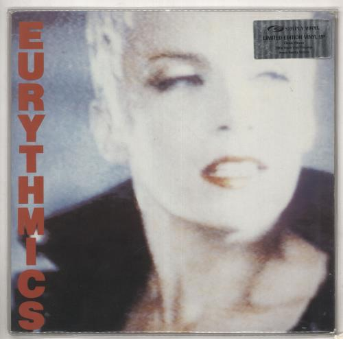 Eurythmics Be Yourself Tonight - 180gm Vinyl vinyl LP album (LP record) UK EURLPBE233240