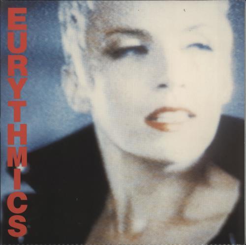 Eurythmics Be Yourself Tonight - 180gm vinyl LP album (LP record) UK EURLPBE716608
