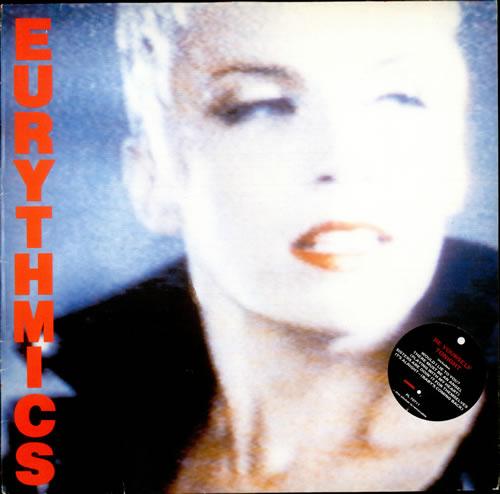 Eurythmics Be Yourself Tonight German Vinyl Lp Album Lp
