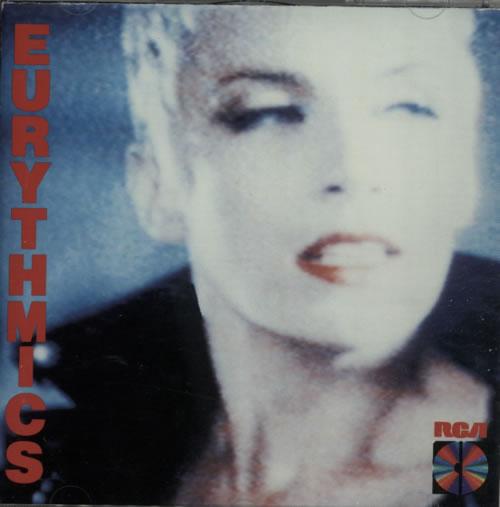 Eurythmics Be Yourself Tonight CD album (CDLP) US EURCDBE610259