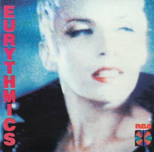 Eurythmics Be Yourself Tonight CD album (CDLP) Australian EURCDBE655929