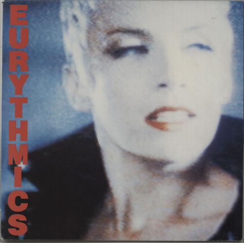 Eurythmics Be Yourself Tonight vinyl LP album (LP record) Australian EURLPBE671058