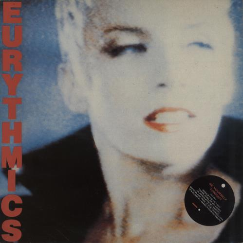 Eurythmics Be Yourself Tonight vinyl LP album (LP record) Greek EURLPBE758799