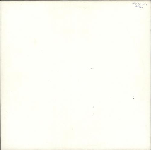 "Eurythmics Beethoven - White Label 12"" vinyl single (12 inch record / Maxi-single) UK EUR12BE732915"