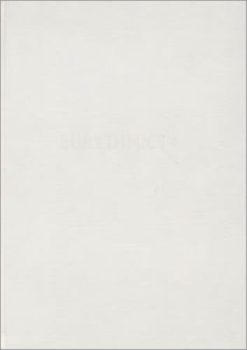 Eurythmics Peace + slipcase book UK EURBKPE150793