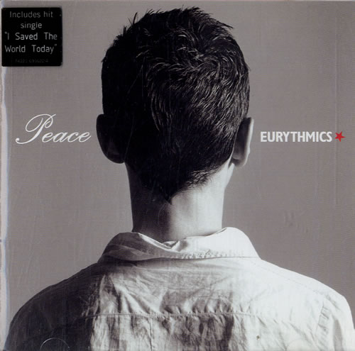 Eurythmics Peace CD album (CDLP) UK EURCDPE276274