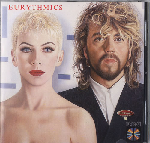 Eurythmics Revenge CD album (CDLP) US EURCDRE565670