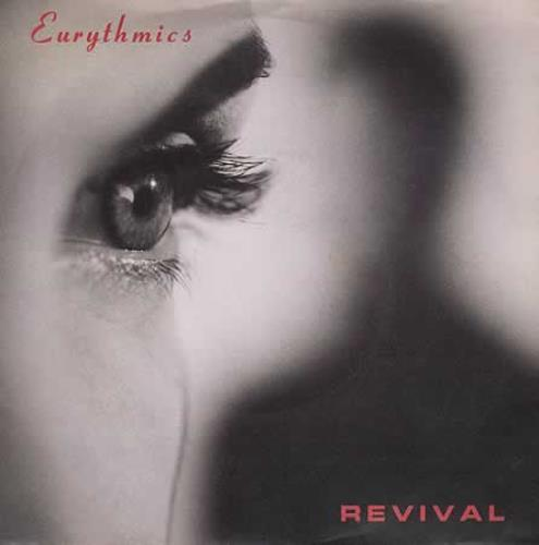 "Eurythmics Revival 7"" vinyl single (7 inch record) UK EUR07RE195590"