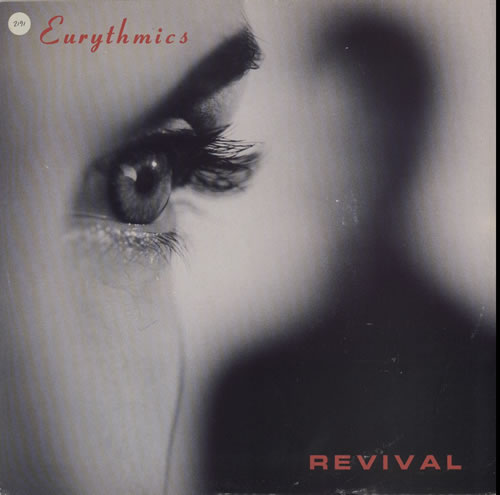 "Eurythmics Revival 12"" vinyl single (12 inch record / Maxi-single) UK EUR12RE07307"