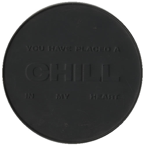 """Eurythmics You Have Placed A Chill In My Heart - Black Tin CD single (CD5 / 5"""") UK EURC5YO04743"""