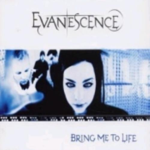 Evanescence Bring Me To Life CD/DVD single set UK ESCSDBR246688