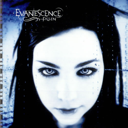 Evanescence Fallen - EX 2-disc CD/DVD set Japanese ESC2DFA511152