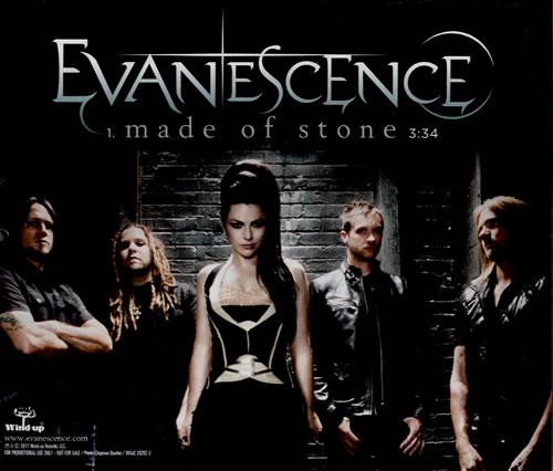 Evanescence My Heart Is Broken / Made Of Stone 2-CD single set (Double CD single) US ESC2SMY561968