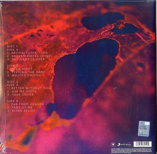 Evanescence The Bitter Truth - Sealed 2-LP vinyl record set (Double Album) UK ESC2LTH766350