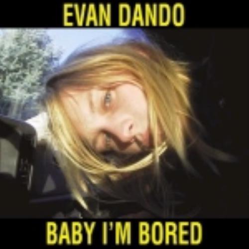 Evan Dando Baby I'm Bored CD album (CDLP) UK EVOCDBA234886
