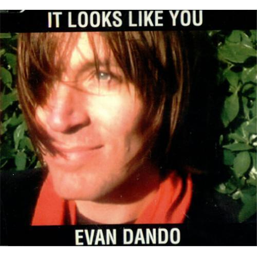 "Evan Dando It Looks Like You CD single (CD5 / 5"") UK EVOC5IT264174"