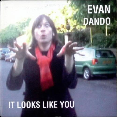"Evan Dando It Looks Like You 7"" vinyl single (7 inch record) UK EVO07IT266893"