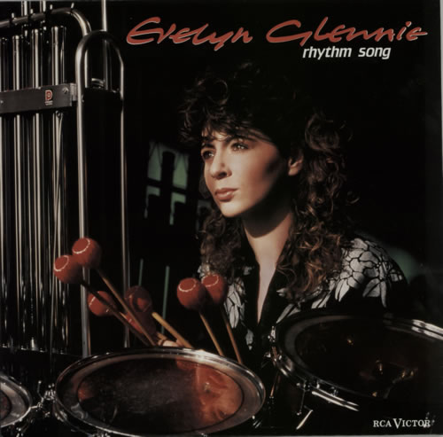 Evelyn Glennie Rhythm Song vinyl LP album (LP record) German E5YLPRH592674
