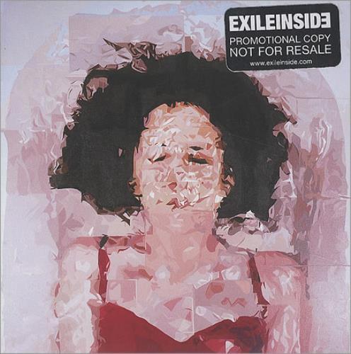 ExileInside Ei034 CD album (CDLP) UK EXLCDEI246903