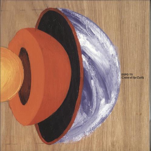 Expo '70 Center Of The Earth - 180 Vinyl 2-LP vinyl record set (Double Album) US 1ZY2LCE744935