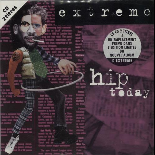 "Extreme Hip Today CD single (CD5 / 5"") French EXTC5HI43924"