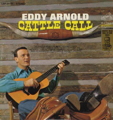 Eddy Arnold Cattle Call Us Vinyl Lp Album Lp Record 374172
