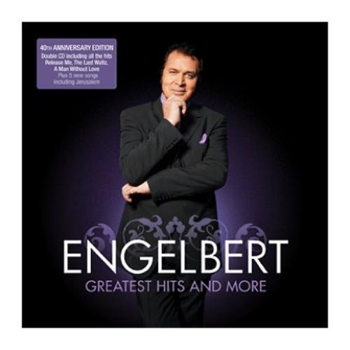 Engelbert Humperdinck The Greatest Hits And More Uk 2 Cd