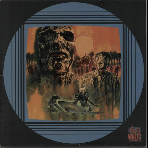 Fabio Frizzi Zombi 2 / Zombie Flesh Eaters vinyl LP album (LP record) UK IFBLPZO647854