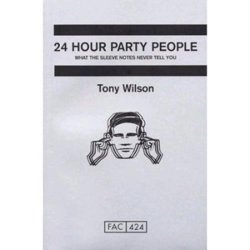 Factory 24 Hour Party People book UK FCYBKHO403357