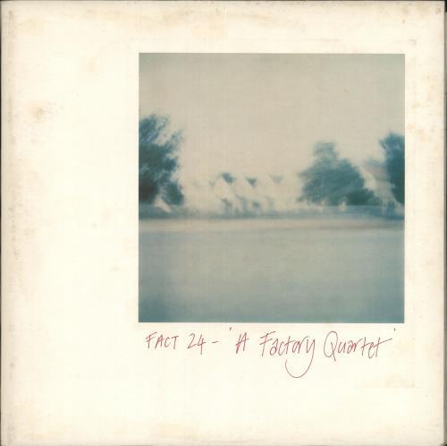 Factory A Factory Quartet 2-LP vinyl record set (Double Album) UK FCY2LAF129547