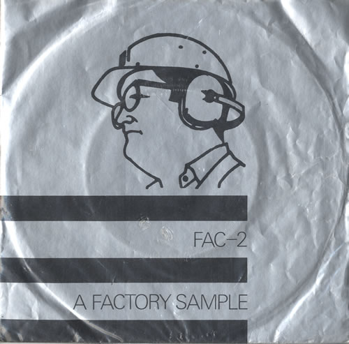 """Factory A Factory Sample 7"""" vinyl single (7 inch record) UK FCY07AF107476"""